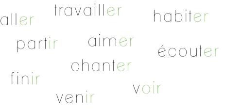 A1-verbes